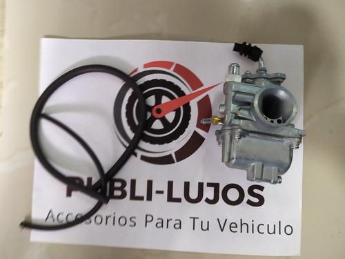 Carburador Cripton 110 Homologado Generico Envio Gratis