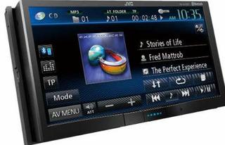 Reproductor Pantalla Dvd Jvc Kw-adv 848 Sd Usb, Bluetooth