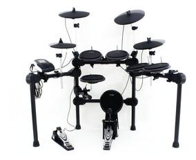 Bateria Eletrônica Custom Drums Pro Dual Zone Midi Usb