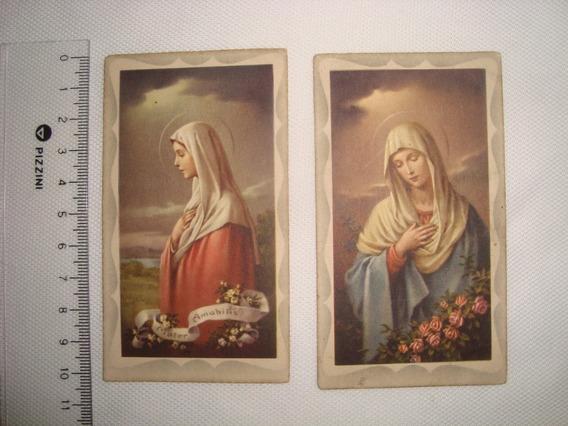 Lote Estampitas Religiosas Ver Fotos E Info