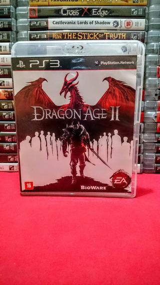 Dragon Age Ii 2 Ps3 Midia Fisica Novissimo Frete $10