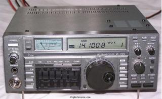 Icom Ic-735 + Ic 735 + Icom 735 Hf Transceptor