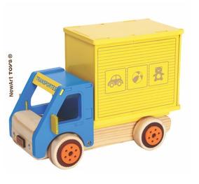 Caminhão Baú - Coleção Carrinhos