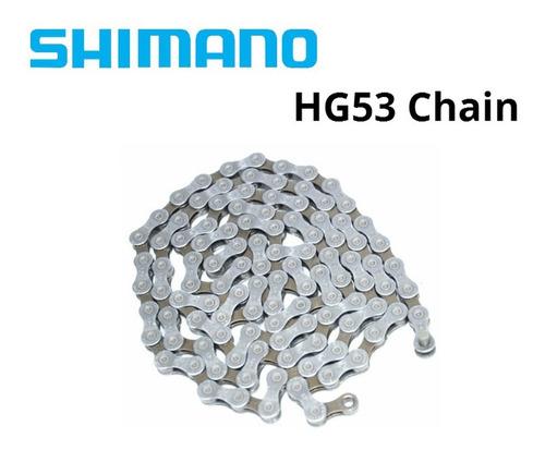 Cadena Shimano Hg53 116l 9 Velocidades