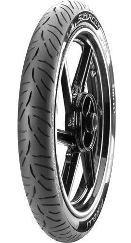 Pneu Pirelli 80/100-18 Super City Tl Dianteiro Cg Titan 160