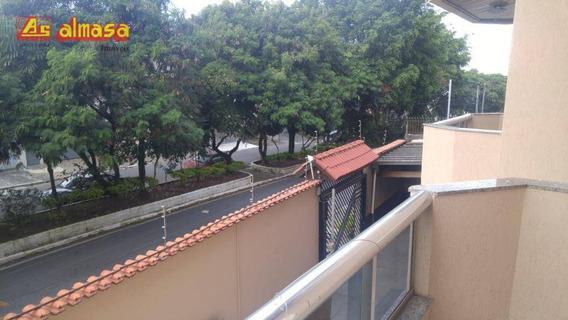 Apartamento Com 3 Dormitórios Para Alugar, 92 M² Por R$ 1.300/mês - Jardim Vila Galvão - Guarulhos/sp - Ap0364