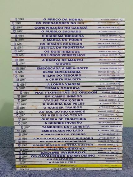 Tex Mytlos Lote 7 Revistas