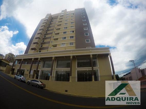 Apartamento Padrão Com 1 Quarto No Edifício Rio Volga - 4220-v