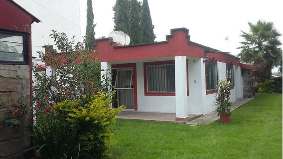 Casa Sola En Renta Sobre Recta Cholula, Cerca Udla $12,000