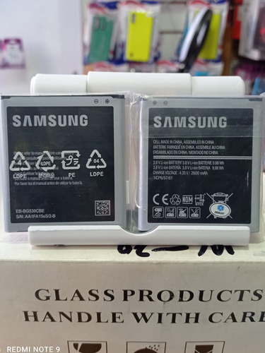 Imagen 1 de 1 de Bateria Para Samsung J2 Prime G532m
