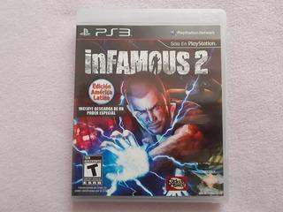 Infamous 2 Original Para Ps3