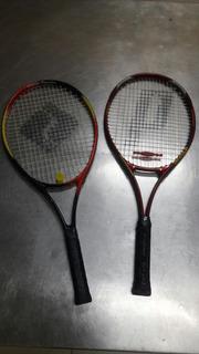 2 Raquetas Tenis Sufix Y Prince