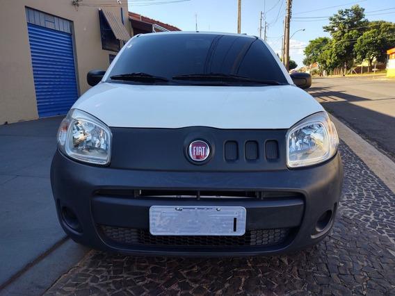 Fiat Uno Furgão 1.0 Flex 2015/2016