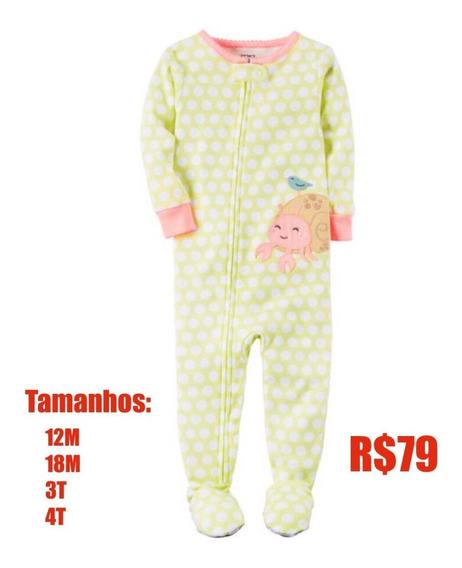 Pijamas Carters Macacão