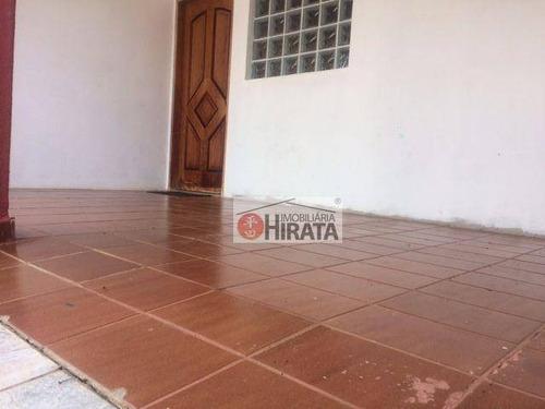 Casa Com 3 Dormitórios À Venda, 158 M² Por R$ 485.000,00 - Jardim Planalto - Campinas/sp - Ca1324