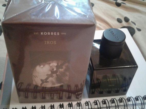 Combo Com 3 Perfumes Deo Parfum Iros Korres Importado