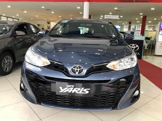 Toyota Yaris 1.5 16v Flex Xs Connect Multidrive