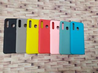 Funda Silicone Case Samsung S10e S10 S10 Plus