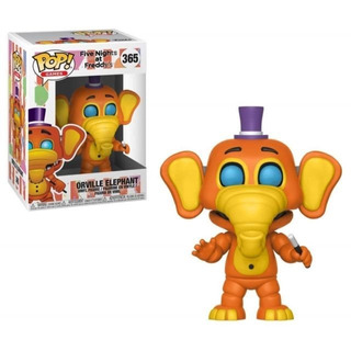 Funko Pop Orville Elephant 365 Five Nights At Freddys Baloo