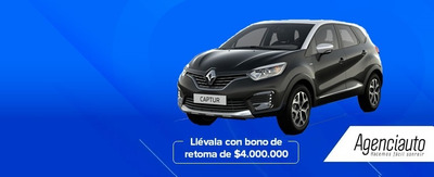 Renault Captur Intens Bose Automática 2021