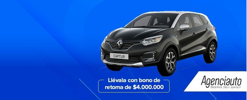 Renault Captur Intens Bose Automática 2022