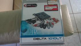 Placa De Áudio M-audio Delta 1010lt