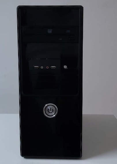 Computador Dell Vostro 230 Intel Core 2 Quad 3gb Hd-320gb