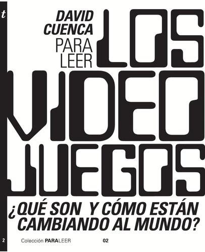 Libro Para Leer Los Videojuegos