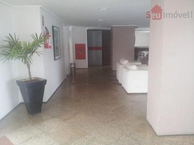 Flat Residencial À Venda, Mucuripe, Fortaleza. - Codigo: Fl0029 - Fl0029