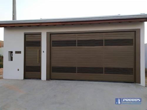 Casa Com 3 Dormitórios À Venda, 135 M² Por R$ 510.000,00 - Jardim Veneza - Indaiatuba/sp - Ca1337