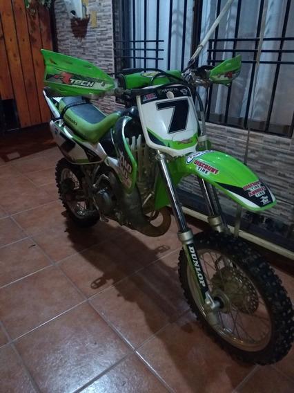 Kawasaki Kx 65 2 Tiempos