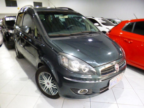 Idea 1.6 Essence Flex 2012 Cinza