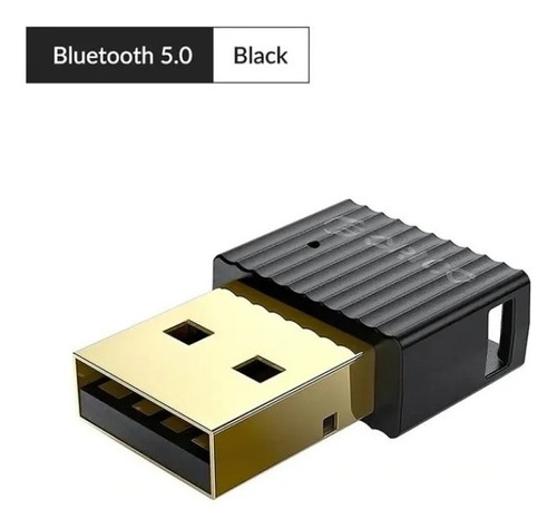 Imagen 1 de 3 de Adaptador Usb Bluetooth 5.0 Orico Bta-508 Win7 Win8 Win10