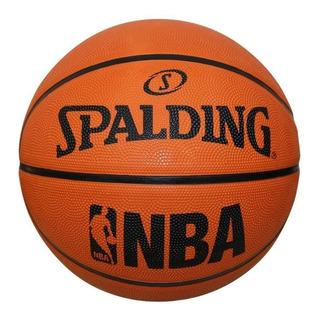Bola De Basquete Spalding Nba Fastbreak - Laranja - + Nfe