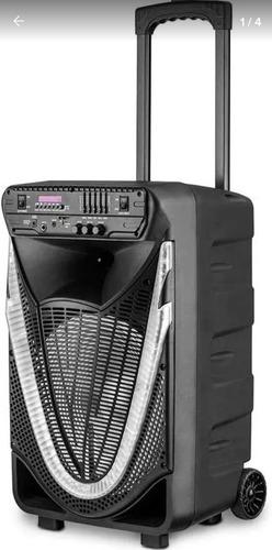 Caixa Amplificada Sp340 Multilaser Músico 400w Rms