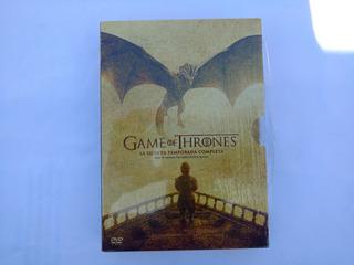 Temporada 5 Game Of Thrones Dvd