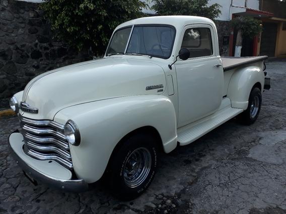 Pickup Chevrolet 1950 Clasica