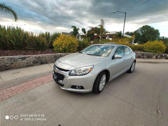 Chevrolet Malibu Lt 2015 Impecable Precio Negociable