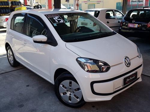 Volkswagen Up! Move 2015 Manual