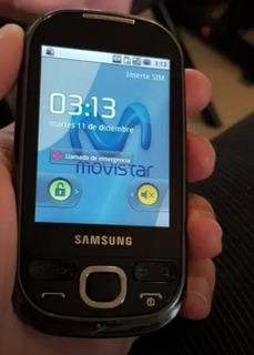 Samsung Galalxy 550 Color Negro Para Movistar