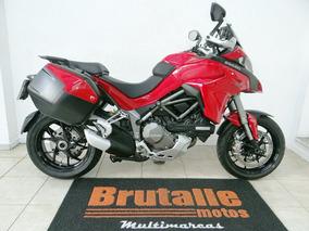 Ducati Multistrada 1260 S Vermelha