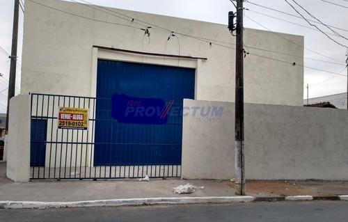 Barracão À Venda Em Jardim São Judas Tadeu (nova Veneza) - Ba279520