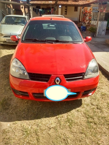 Renault Clio 2011 1.0 16v Campus Hi-flex 5p