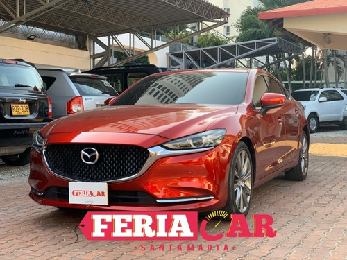 Mazda 6 Grand Touring Lx 2019 17.000 Km