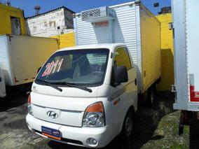 Hyundai Hr 2011 Com Baú Refrigerado