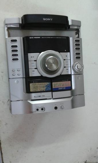 Frente/placa E Display Sony Mhc-rg290
