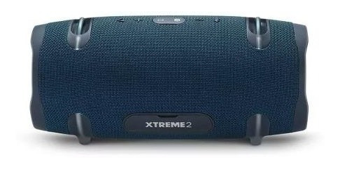 Caixa De Som Jbl Xtreme 2 40w Bt Azul