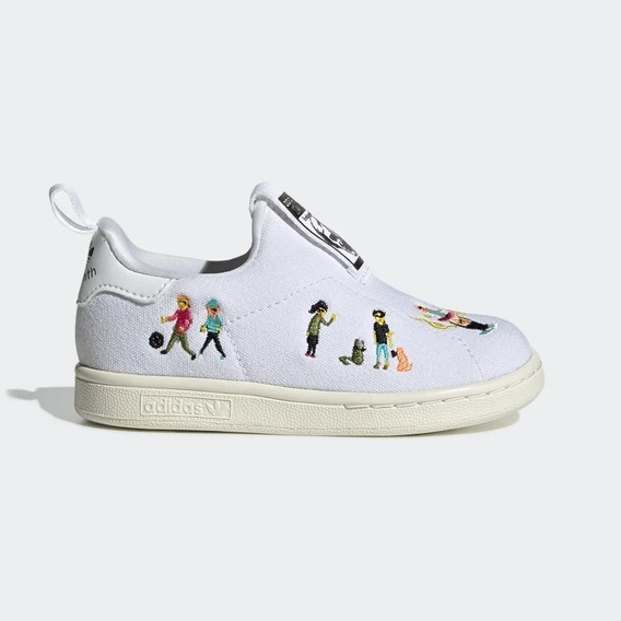 Zapatillas Infantil adidas Originals 360 Stam Smith/ Brand