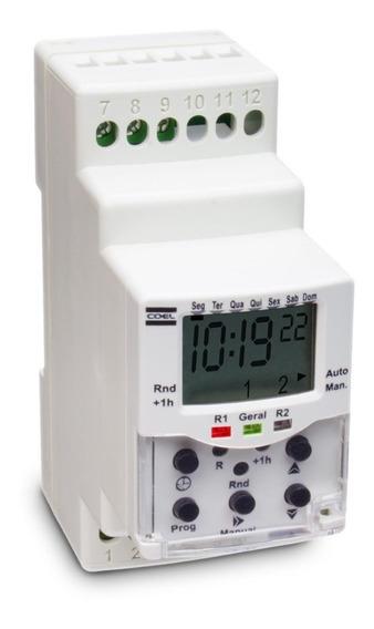 Bwt40hr Programador Horário Coel 100/240vca