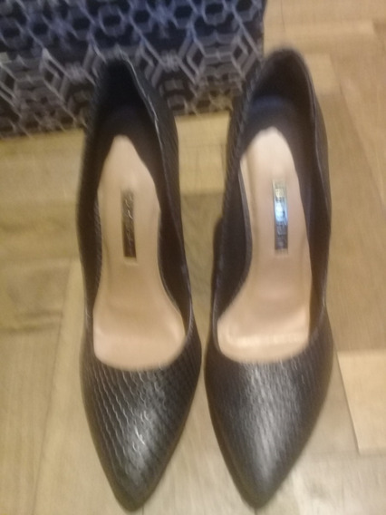 Zapatos Stilletos Clasicos Mujer